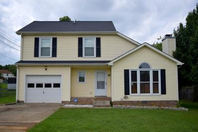 Single Family Home Under Contract - Showing: 1034 Roedeer
