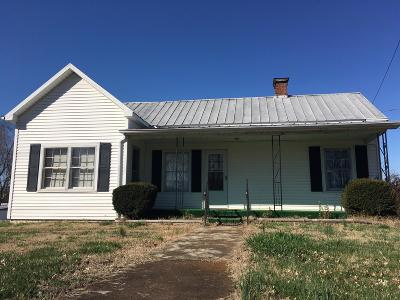 Pleasant View Single Family Home For Sale: 2535 Pleasant View Rd