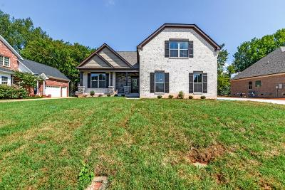 Murfreesboro Single Family Home For Sale: 2743 Crowne Pointe Dr