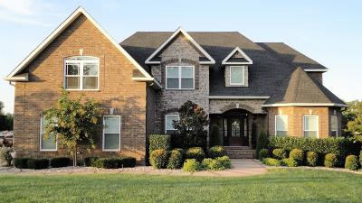 Eagleville Single Family Home For Sale: 7227 Magnolia Valley Dr