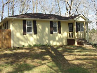 Bon Aqua, Burns, Charlotte, Cumberland Furnace, Dickson, Lyles, Vanleer, White Bluff Rental For Rent: 1329 Harmon Springs