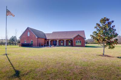 Murfreesboro Single Family Home Under Contract - Showing: 4671 Cedar Grove Rd