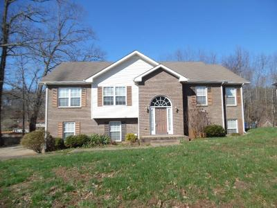 Christian County, Ky, Todd County, Ky, Montgomery County Single Family Home Under Contract - Showing: 3402 Quicksilver Ln