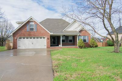 Smyrna Single Family Home Under Contract - Showing: 719 Williamsburg Dr