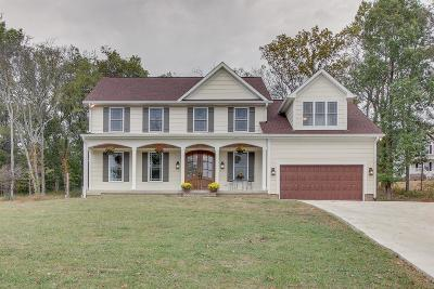 Columbia  Single Family Home Under Contract - Showing: 1662 Center Star Rd