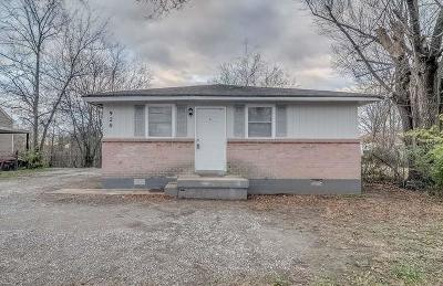 East Nashville Multi Family Home Under Contract - Showing: 920 Granada Ave