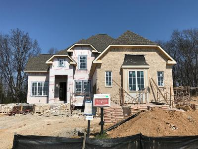 Thompsons Station  Single Family Home Under Contract - Showing: 3144 Pleasantville Bridge Rd