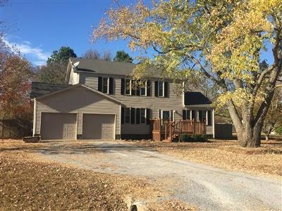 Single Family Home Under Contract - Showing: 6601 Amanda Way