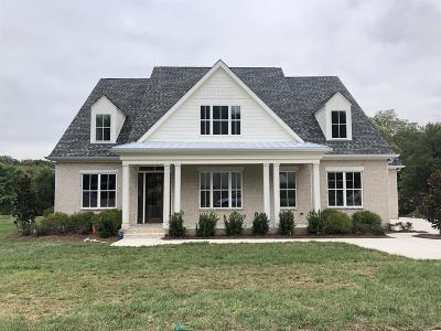 Nolensville Single Family Home For Sale: 101 Hadley Reserve Ct *lot 8*