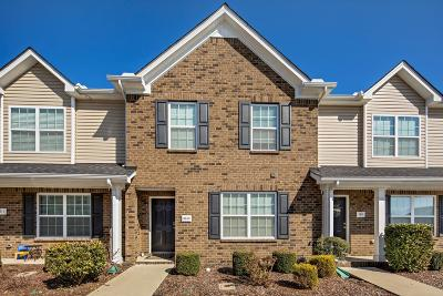 Spring Hill  Condo/Townhouse Under Contract - Not Showing: 3013 Dena Ln