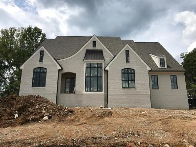 Nolensville Single Family Home For Sale: 100 Hadley Reserve Ct *lot 1*