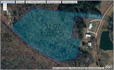 Lawrenceburg Residential Lots & Land For Sale: 201 Chisholm Creek Rd