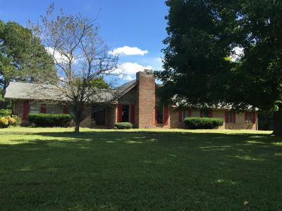 Columbia Single Family Home Under Contract - Showing: 1057 Mooresville Pike