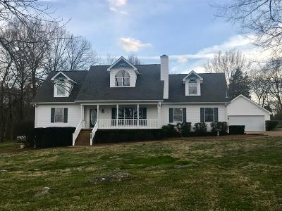 Columbia Single Family Home For Sale: 1434 Sowell Mill Pike
