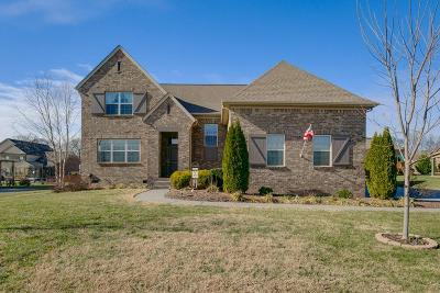 Spring Hill  Single Family Home Under Contract - Showing: 4019 Pendleton Dr