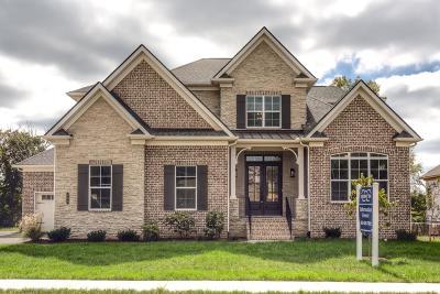Nolensville Single Family Home For Sale: 255 Burberry Glen Blvd.