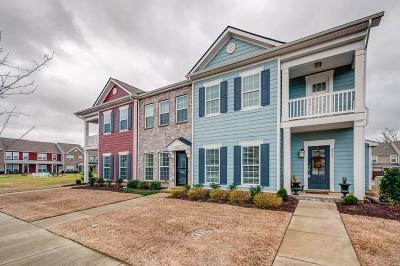 Spring Hill Condo/Townhouse For Sale: 2075 Hemlock Dr