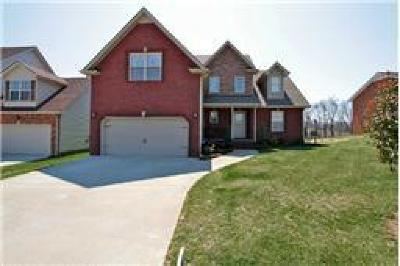 Fields Of Northmeade Single Family Home For Sale: 1354 Bruceton Dr