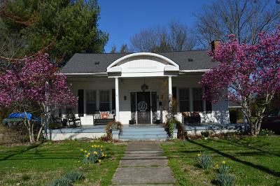 Winchester Single Family Home For Sale: 606 North High Street