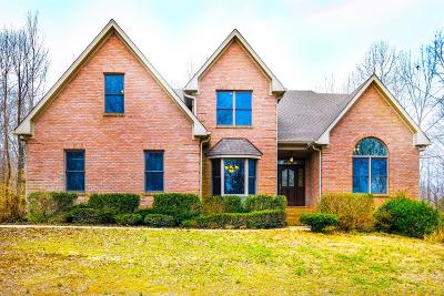 Dickson TN Single Family Home Under Contract - Showing: $429,900