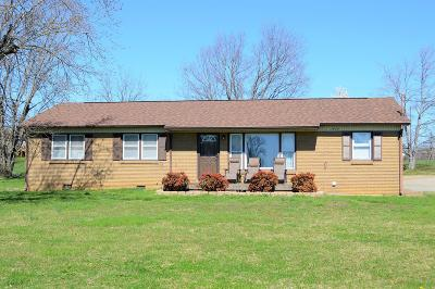 Lewisburg Single Family Home For Sale: 1010 Heil Quaker Ave