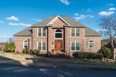 Hendersonville Single Family Home For Sale: 101 Troon Ct