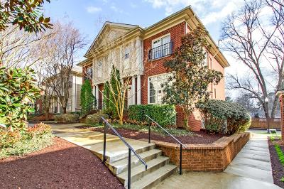 Franklin Condo/Townhouse For Sale: 141 General Retreat Pl