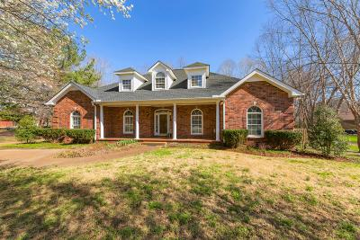 Kingston Springs Single Family Home For Sale: 467 Harpeth Meadows Dr