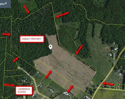 Residential Lots & Land For Sale: Cat Creek Rd