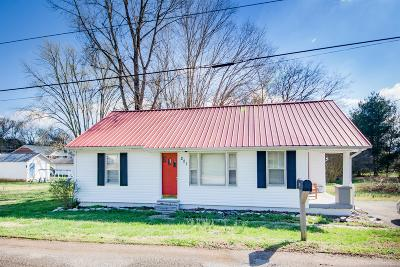 Watertown TN Single Family Home For Sale: $144,900