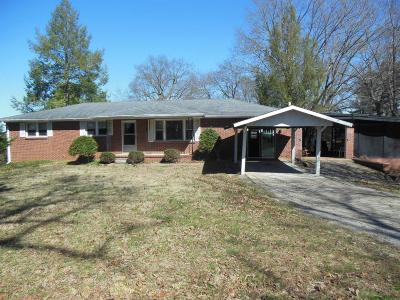 Springfield Single Family Home Under Contract - Showing: 3458 Ott Wilson Rd