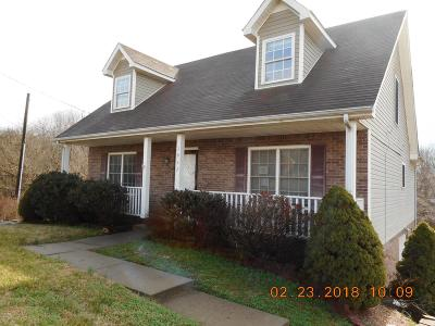 Christian County, Ky, Todd County, Ky, Montgomery County Single Family Home For Sale: 1037 Periwinkle Pl