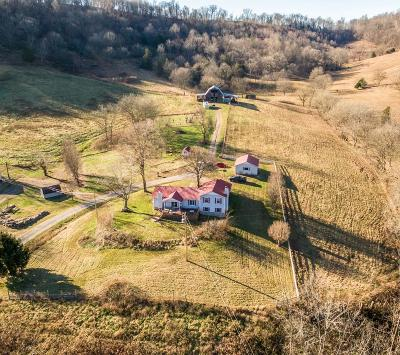 Cannon County Residential Lots & Land For Sale: 1493 Cavender Branch Rd