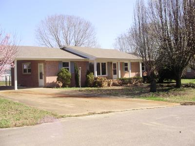 Summertown Single Family Home Under Contract - Showing: 117 Whispering Oaks Ct