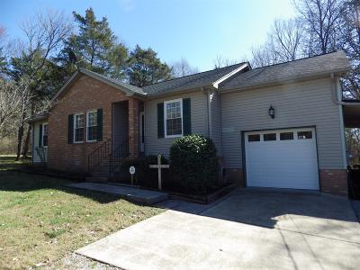 Mount Juliet Single Family Home Under Contract - Showing: 2560 Curd Rd