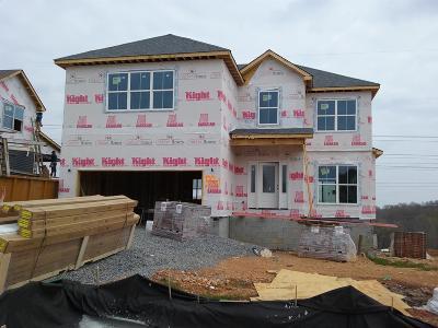Clarksville Single Family Home For Sale: 330 Renfroe's Landing