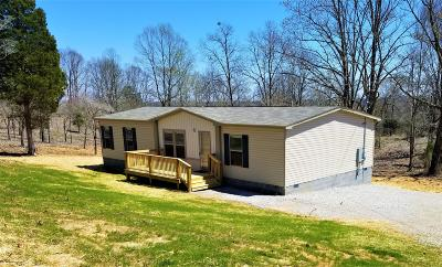 Cumberland Furnace Single Family Home Under Contract - Not Showing: 1095 Gallion Rd