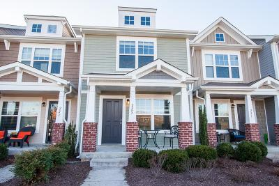 Mount Juliet Condo/Townhouse Under Contract - Showing: 225 Killian Way