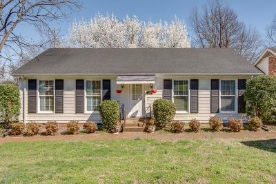 Single Family Home Under Contract - Showing: 3101 Wellington Ave