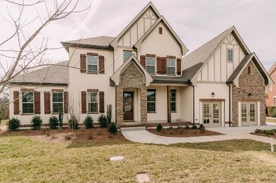 Gallatin Single Family Home For Sale: 1003 Montrose Drive