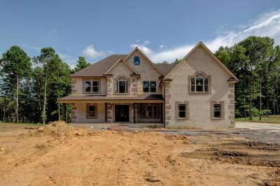 Clarksville Single Family Home Active - Showing: 27 Lot Reda Dr