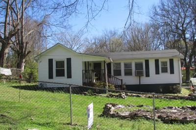 Maury County Single Family Home For Sale: 1903 Alexander St