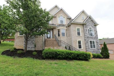 Hendersonville Single Family Home For Sale: 1037 Island Brook Dr