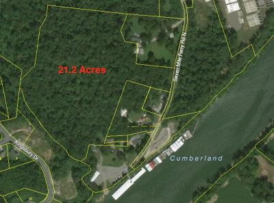 Clarksville Residential Lots & Land For Sale: 1160 Seven Mile Ferry Rd N