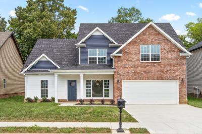 Clarksville Single Family Home For Sale: 23 Eagles Landing