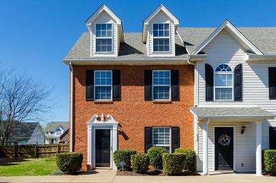 Smyrna Condo/Townhouse Under Contract - Showing: 653 Legacy Dr