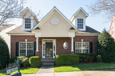 Franklin Single Family Home Under Contract - Showing: 1311 Decatur Cir