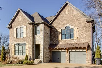 Franklin Single Family Home Under Contract - Showing: 324 Carawood Ct