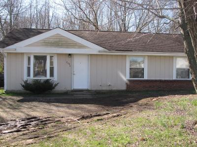 Clarksville Single Family Home For Sale: 206 State Line Rd