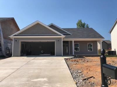 Clarksville Single Family Home Under Contract - Showing: 128 Magnolia Place